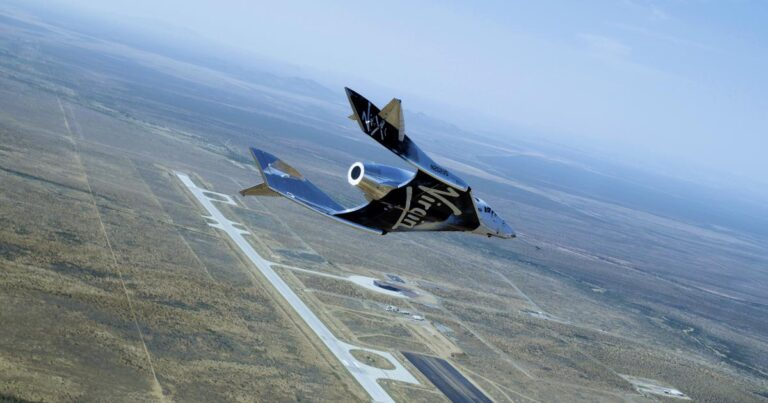 (SPCE) – Virgin Galactic Announces Date For New Test Flight Of SpaceShipTwo Unity