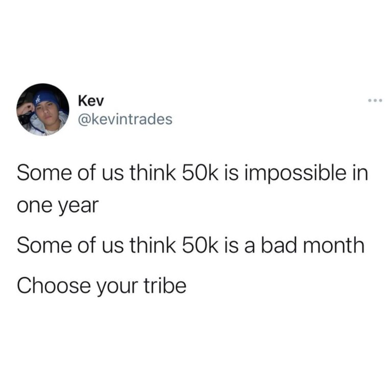 Just a reminder to CHOOSE your tribe  A lot of people may think 2021 is about c…