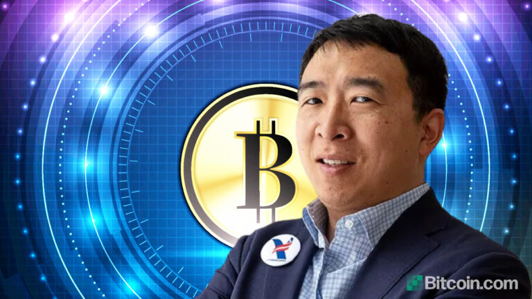 Candidate for Mayor Andrew Yang Plans to Make New York City a Bitcoin Hub – Featured Bitcoin News