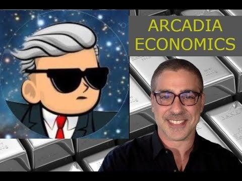 Arcadia Economics | Wall Street Silver