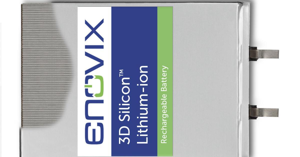 (RSVA), Intel Corporation (NASDAQ:INTC) – Battery Company Enovix Gets SPAC Deal: What Investors Should Know
