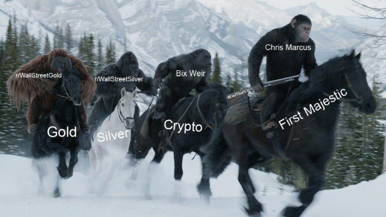 The Four Horsemen Are Riding! #ComingForThose🍗