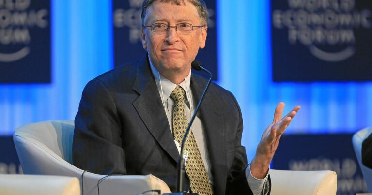 ($BTC), Microsoft Corporation (NASDAQ:MSFT) – Bitcoin Uses More Electricity Than Any Method Known To Mankind, Says Bill Gates