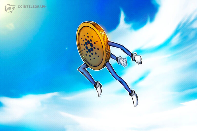 Cardano is now a top-three cryptocurrency as ADA price soars 27% in 24 hours