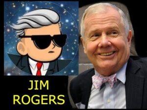 JIM ROGERS AMA 8:00PM EST TODAY🚀