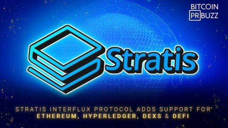 Stratis' InterFlux Protocol Adds Support for Ethereum, Hyperledger, DEXs & DeFi – Press release Bitcoin News
