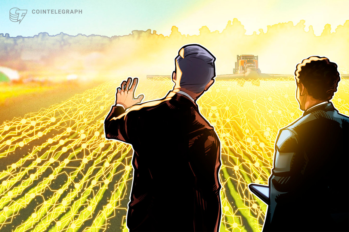 Swiss startup launches tokenized grain trading pilot