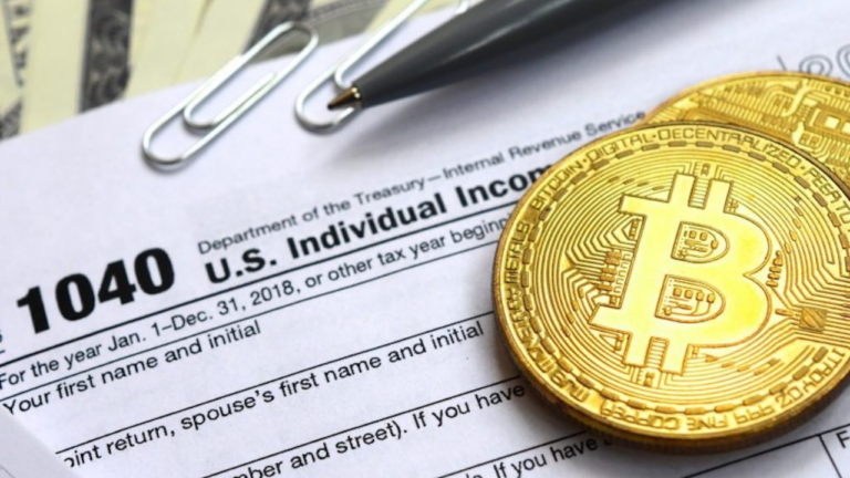 With US Tax Season Around the Corner, Here's How to Report Crypto Activity to the IRS – Finance Bitcoin News