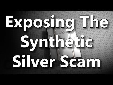SUPER IMPORTANT: Synthetic vs Physical Silver