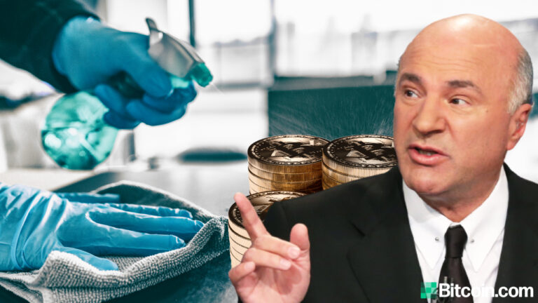 Shark Tank's Kevin O'Leary Will Only Buy 'Clean' Bitcoins — Says Institutions Will Not Buy 'Blood Coins' From China – Finance Bitcoin News