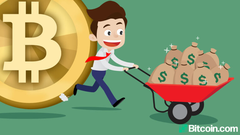 Blockchain and Crypto Startups Raise $2.6 Billion in Q1 of 2021— Figure Surpasses 2020 Total by $300 Million – Crowdfunding Bitcoin News