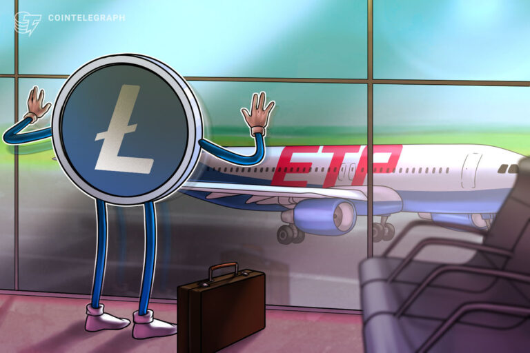 CoinShares launches physically-backed Litecoin ETP