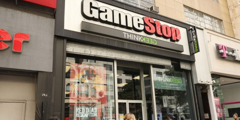 GameStop Stock Is Holding Up. Skeptics Remain.