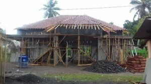 Building a house for my Grandma in Indonesia (my birthplace). This house is loca…