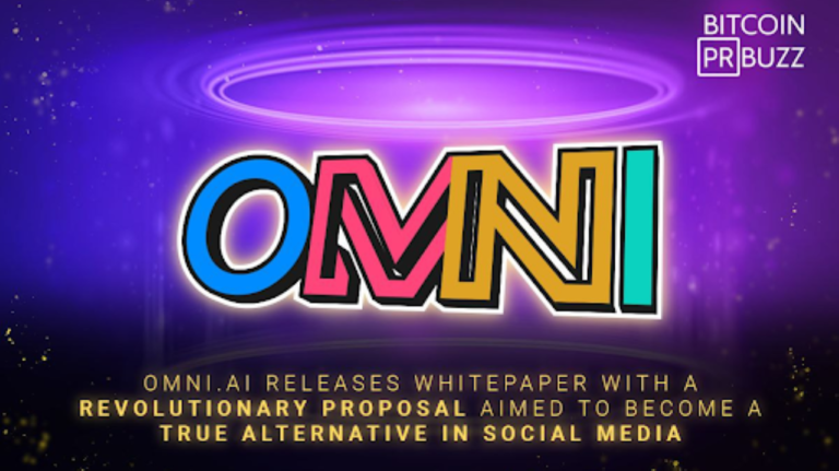 Omni.ai Releases Whitepaper for Alternative All-Inclusive and Revenue-Sharing Social Media Platform – Press release Bitcoin News