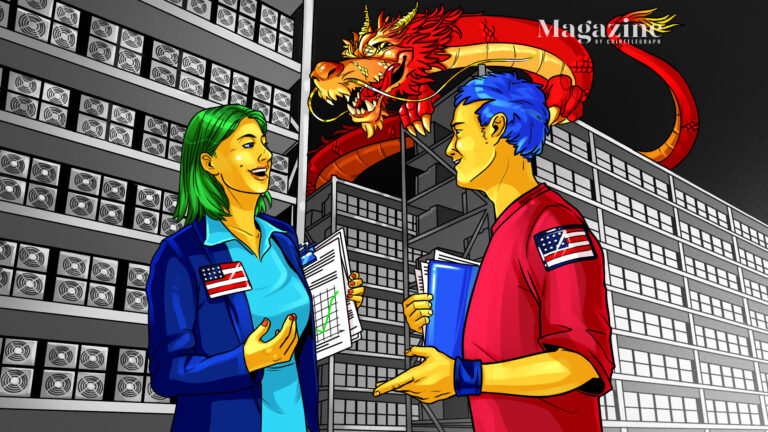 North American crypto miners prepare to challenge China's dominance – Cointelegraph Magazine