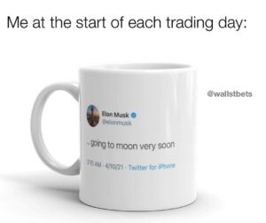 Who else is coming  ? Mug out at wallstmemes.com or link in bio…