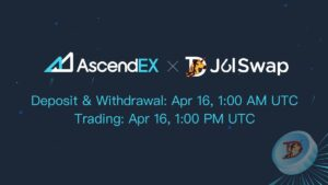JulSwap Listing on AscendEX