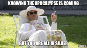 Silver Raid on 4/20