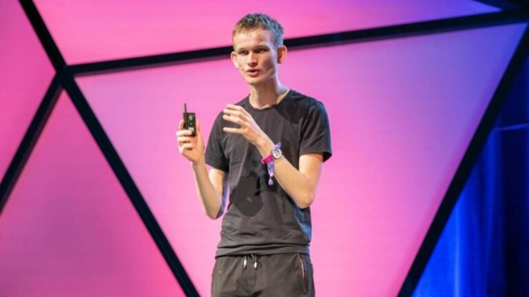 Vitalik donates 100 ETH and 100 MKR for COVID-19 Relief in India