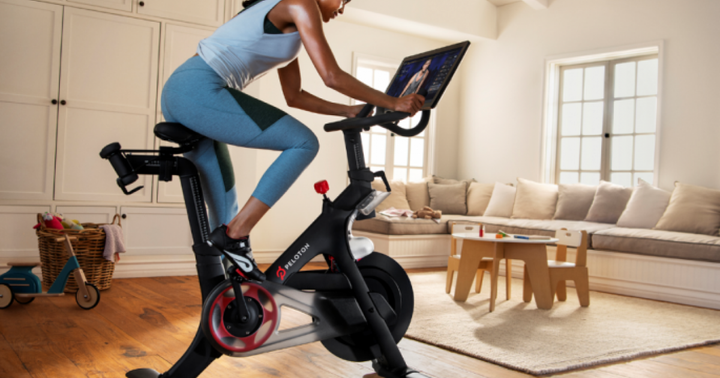 Why Is Peloton's Stock Trading Lower Today?
