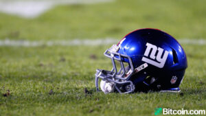 The NFL Gets a Taste of Crypto as Grayscale Partners With the New York Giants – Bitcoin News