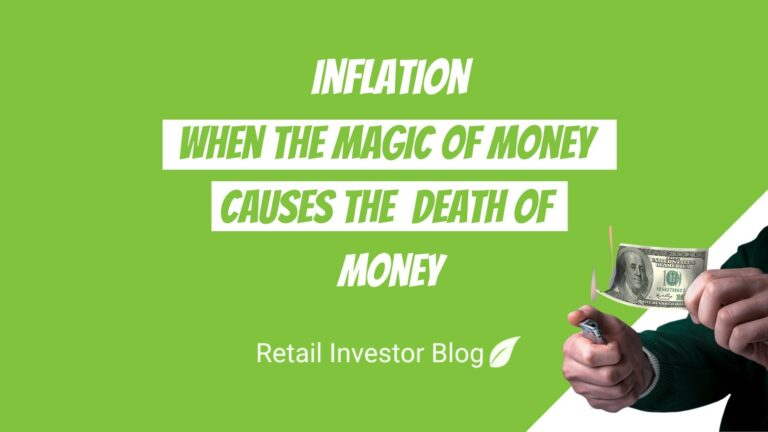 Inflation – when the magic of money causes the death of money.