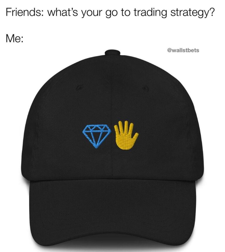 It do be like that! Hat in bio or wallstmemes.com…
