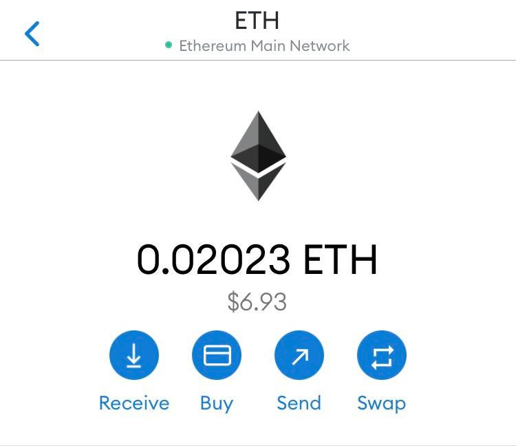 Hey MetaMask? If .02 ETH = $6, then 1 ETH = $300, which is super wrong. Are you playing a trick on me?