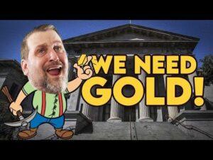 "Economedian John Keynes Gives A ""History"" of Gold!"